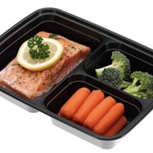 Meal Prep Portion Containers