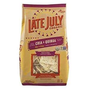 chia quinoa chips