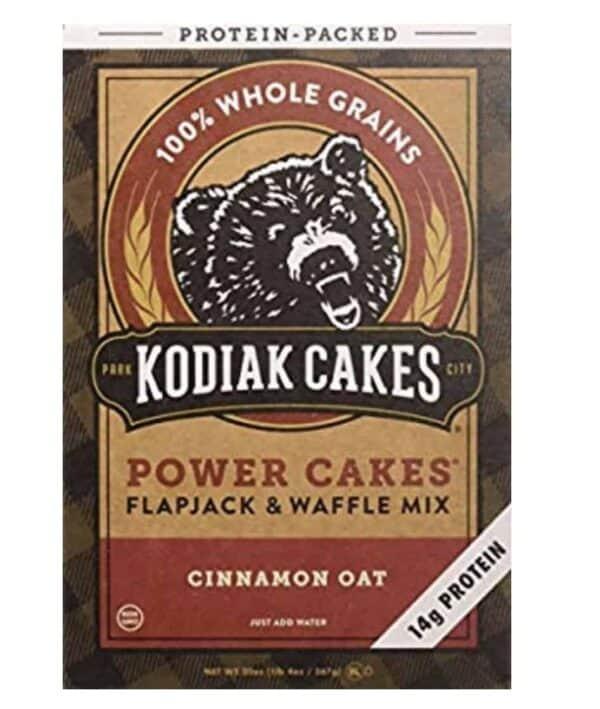 Kodiak Cake Cinnamon Oat Muffin Mix