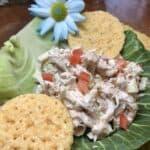 Simple Healthy Chicken Salad