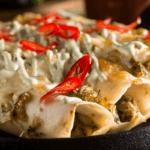 Baked Keto Enchiladas
