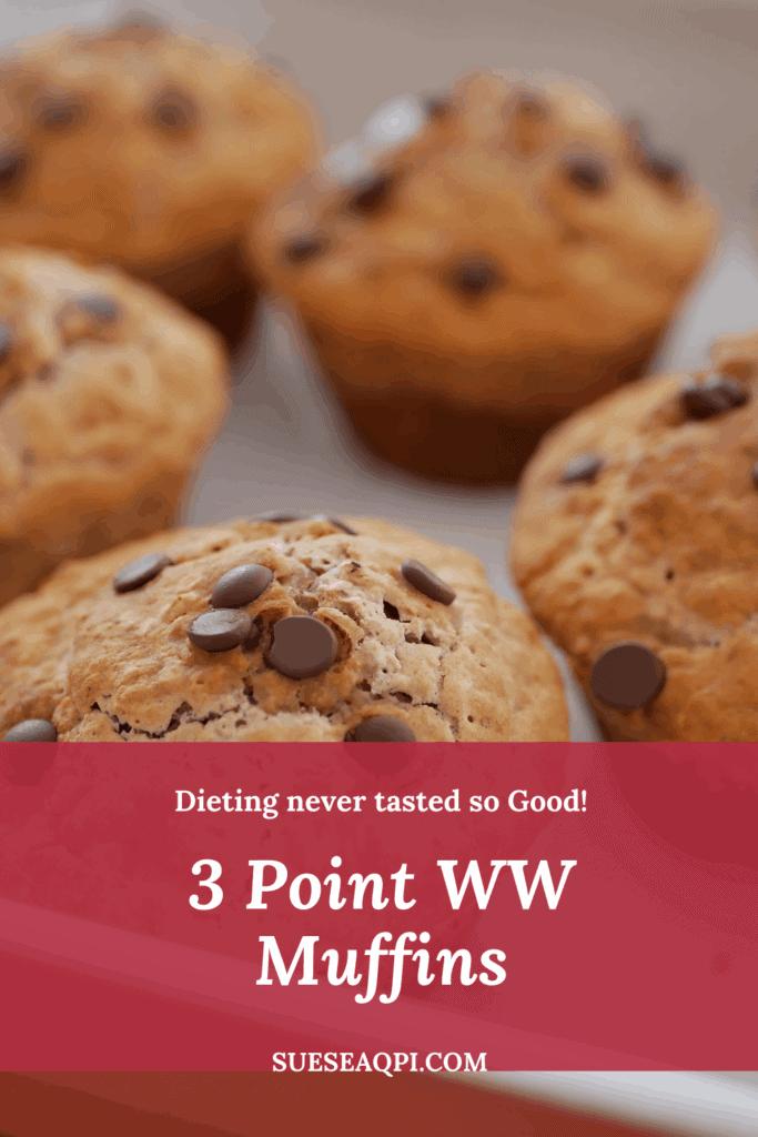 3 Point WW Muffins