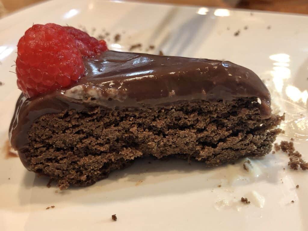 Chocolate Air Fryer Cake